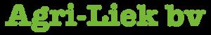 Logo van Agri-Liek B.V. in groen op transparante achtergrond