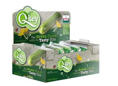Q-key Komkommer van Roel Versteegen